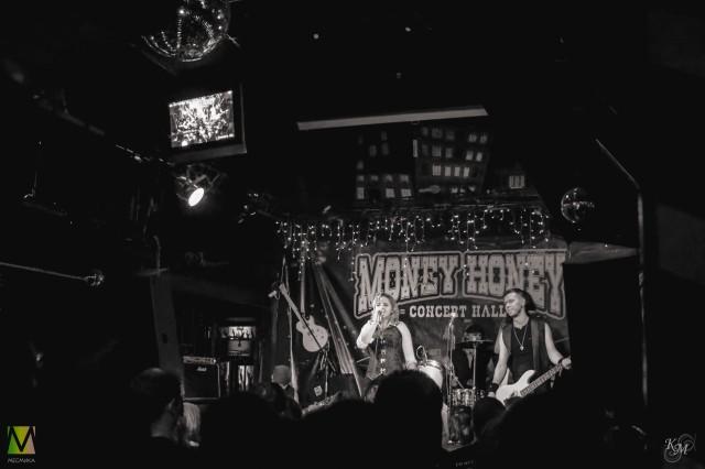 Марко Поло выступили 17 ноября в Санкт-Петербурге в MONEY HONEY