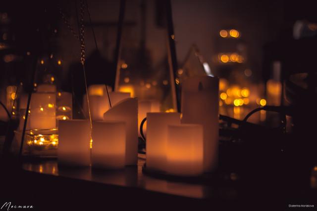 Симфоническое шоу Рок при свечах