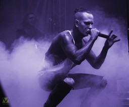 Lord Of The Lost 24-го февраля выступили в клубе Москва