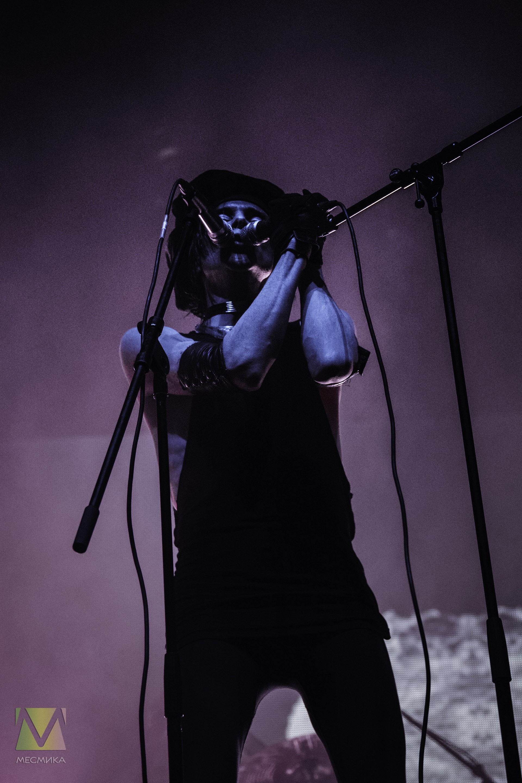 IAMX 2 марта выступили в клубе Adrenaline Stadium