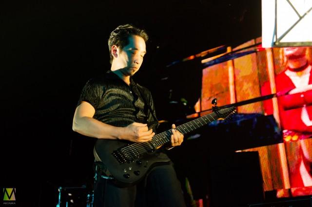 Akira Yamaoka выступил в клубе Aurora Concert Hall 13 сентября 2019 года