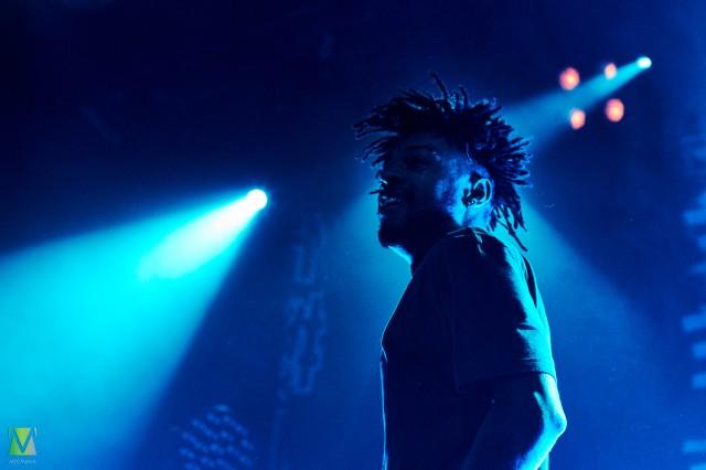 Scarlxrd выступил 18 октября в Санкт-Петербурге в клубе Космонавт