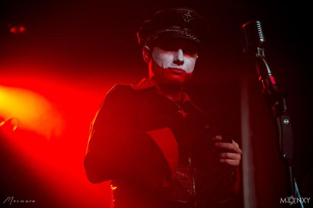 Михаэль Драу, вокалист Otto Dix