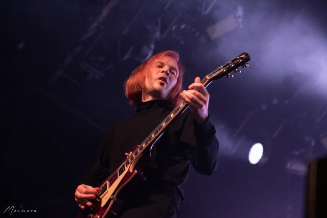 Константин Пыжов - гитарист Пошлая Молли