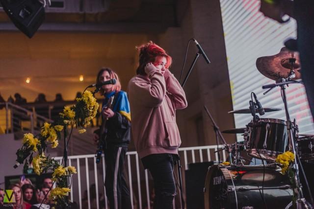 """Алёна Швец выступила в Нижнем Новгороде 9 декабря в клубе """"Milo Concert Hall""""."""