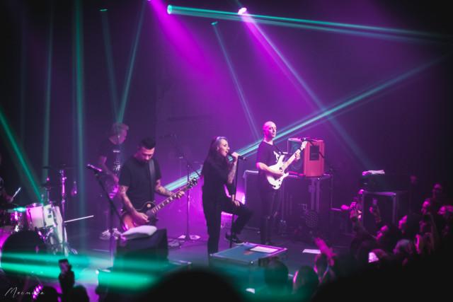 Выступление группы LOUNA в Казани