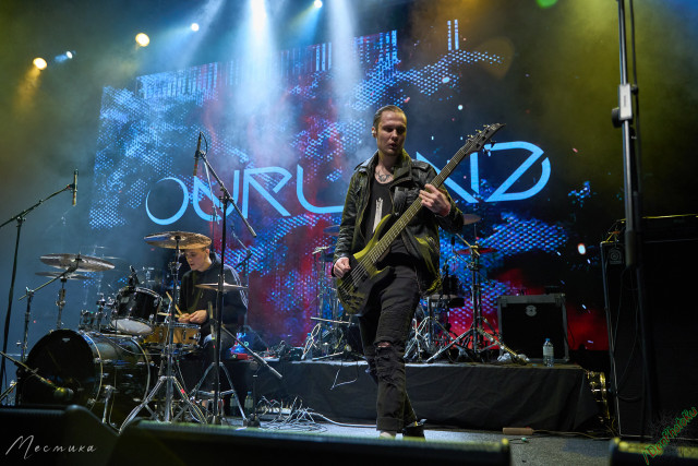 OURLAND, 18.03.2021, GIGANT FEST Moscow в ГЛАВCLUB