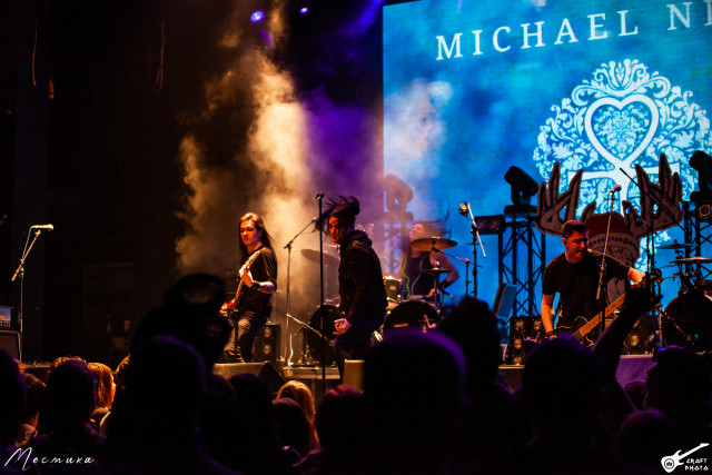 MICHAEL NIGHT на главной Метал-Ёлке страны 23 февраля 2021